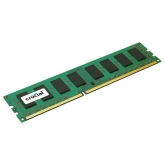 16GB DDR4 2400 MT/s (PC4-19200) CL17 DR x8 Crucial UDIMM 288