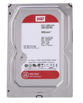 "WD Red 3,5"" HDD 3TB NAS 5400RPM 256MB SATA III 6Gb/s"