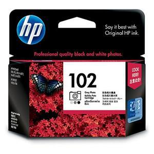 HP 102 Gray Photo Inkjet Print Cartridge