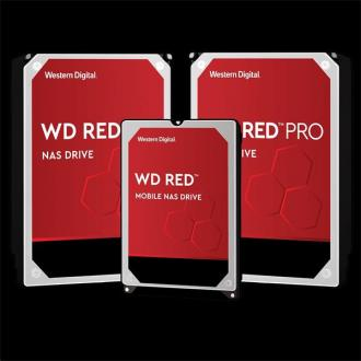 "WD Red Pro 3,5"" HDD 14TB NAS 7200RPM 256MB SATA III 6Gb/s"