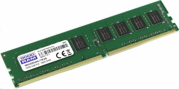 DDR 4 .............    8 GB . 2666MHz . CL19 SR .......... G
