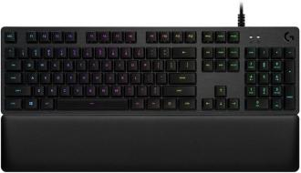 Logitech® G513 Carbon RGB Mechanical Gaming Keyboard - CARBO