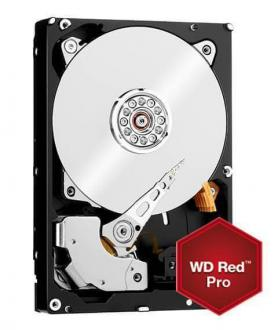 "WD Red PRO 3,5"" HDD 4,0TB 7200RPM 256MB SATA 6Gb/s"