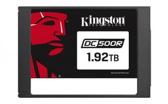 "Kingston 1.92 TB SSD DC500R Series SATA3, 2.5"" (7 mm) ( r555"