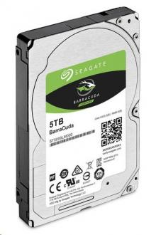 "Seagate Mobile BarraCuda 2,5"" 5TB 5400RPM 128MB SATA"