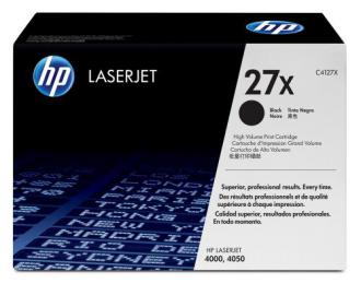 HP LaserJet C4127X Black Print Cartridge