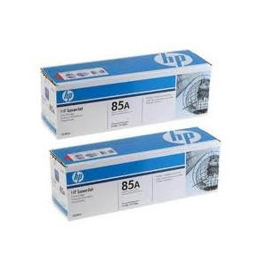 HP LaserJet CE285AD Black Print Cartridge 2 pack