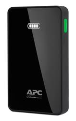 APC Mobile Power Pack, 5000mAh Li-polymer, čierna ( EMEA/CIS