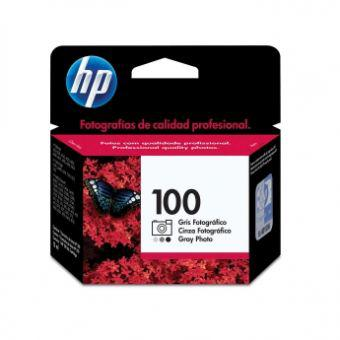 HP 100 Grey Photo Inkjet Print Cartridge
