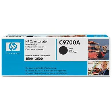 HP LaserJet C9700A Black Print Cartridge
