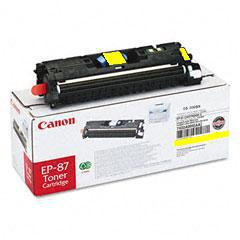 Canon cartridge EP-87 yellow LBP-2410