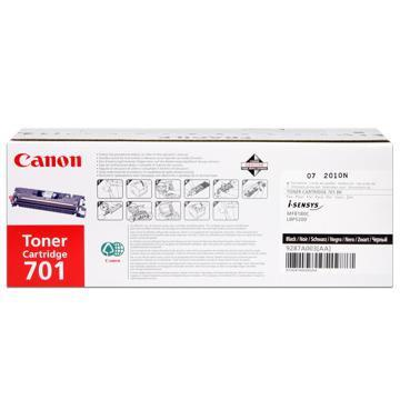Canon cartridge EP-701 black LBP-5200, MF-8180