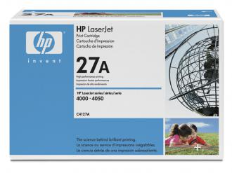 HP LaserJet C4127A Black Print Cartridge