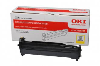 OKI Drum Yellow C3300n/3400n/3450n/3600n (15000)