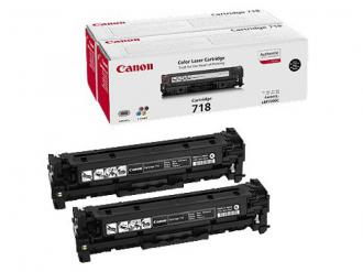 Canon cartridge CRG-718 black (2-pack) LBP-7200, MF-83x