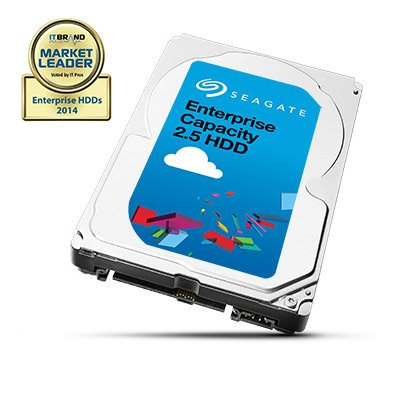 "Seagate Enterprise Capacity 2,5"" 2TB 7200RPM 128MB SAS"