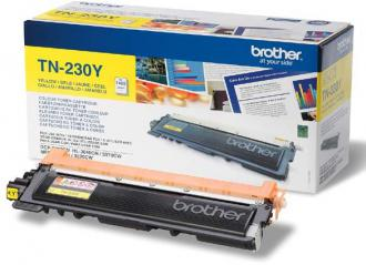 Brother Toner TN-230 yellow