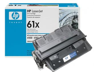 HP LaserJet C8061X Black Print Cartridge