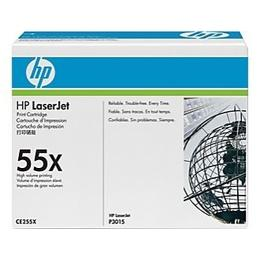 HP LaserJet CE255X Black Print Cartridge