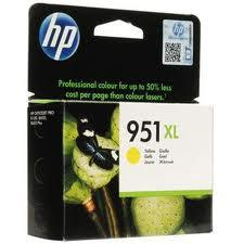 HP 951XL Yellow Ink Cartridge CN048A