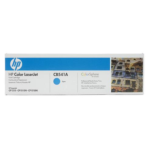HP LaserJet CB541A Cyan Print Cartridge
