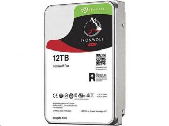 Seagate IronWolf Pro NAS HDD 12TB + Rescue 7200RPM 256MB SAT