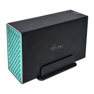 "i-tec MYSAFE USB-A/C 2x 3.5"" HDD External Case with RAID"