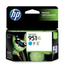 HP 951XL Cyan Ink Cartridge CN046A