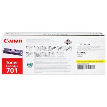 Canon cartridge EP-701 yellow LBP-5200, MF-8180
