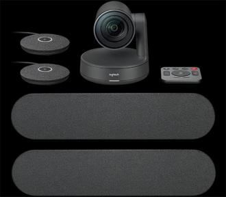 Logitech Logitech Rally Plus Ultra-HD ConferenceCam - BLACK