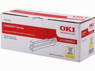 OKI Drum Yellow C3520 MFP/C3530 MFP (15000)