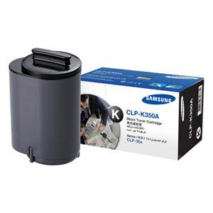 Samsung cartridge CLP-K350A black (CLP-350)