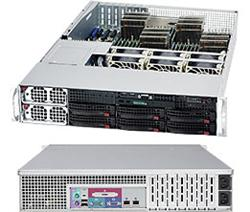 Supermicro®  System AS-2042G-TRF