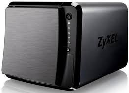 ZyXEL NAS542,  4-bay Dual Core Personal Cloud Storage, Dual