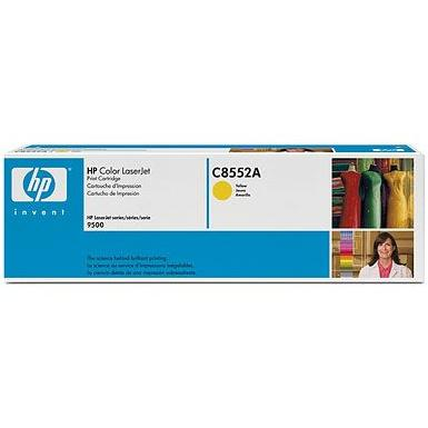 HP LaserJet C8552A Yellow Print Cartridge