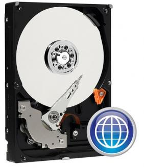 "WD Blue 3,5"" HDD 1TB 7200RPM 64MB SATA 6Gb/s"