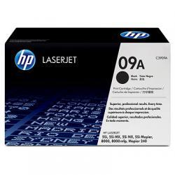 HP LaserJet C3909A Black Print Cartridge
