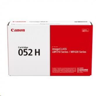 CANON Cartridge 052H black