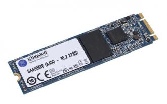 Kingston 240GB SSD A400 Series SATA3, M.2 2280 ( r500 MB/s,