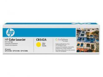 HP LaserJet CB542A Yellow Print Cartridge