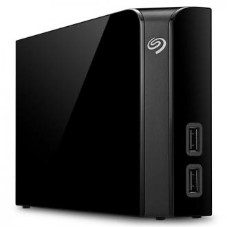 "Seagate Backup Plus HUB 6TB 3,5"" external HDD USB3.0 čierny"