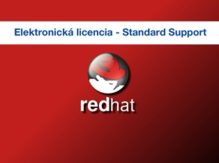 Red Hat Enterprise Linux Server, Standard (Physical or Virtu