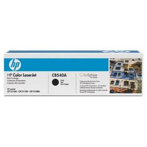 HP LaserJet CB540A Black Print Cartridge