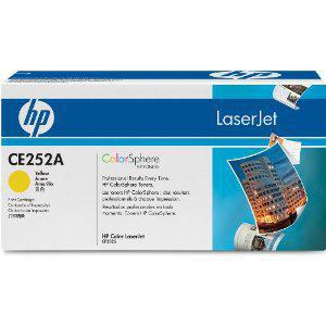 HP LaserJet CE252A Yellow Print Cartridge