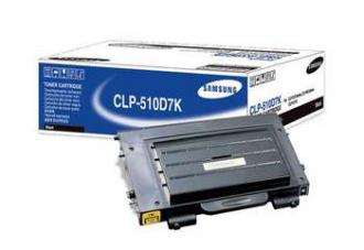Samsung cartridge CLP-510D7K black (CLP-510)